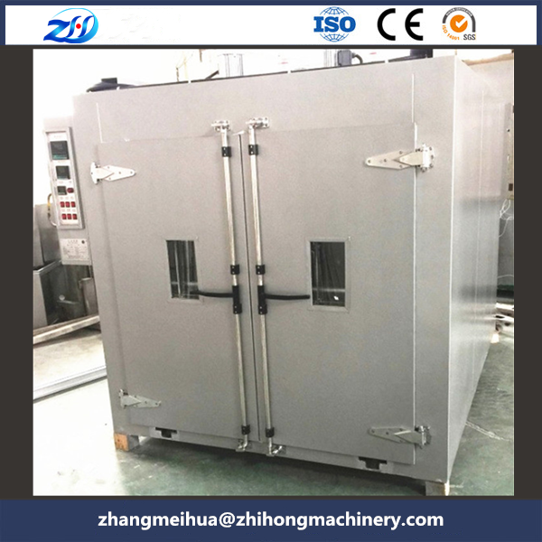 Resin PU Polyurethane Industrial hot air curing oven exported to South Africa