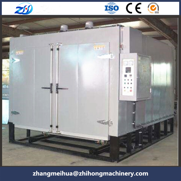 Heavy duty transformer curing oven