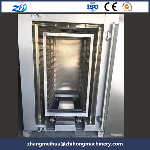 Electroplated parts dehydrogenation oven