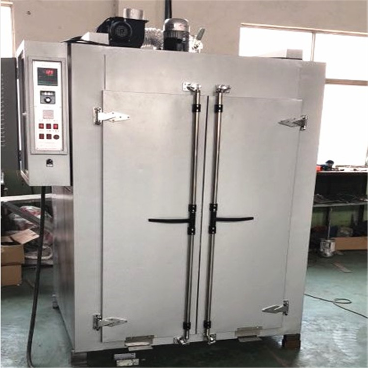 Newest silicone post curing oven exported to Zambia 1000x1000x1500