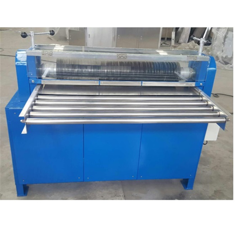 Rubber slitter machine 1000mm