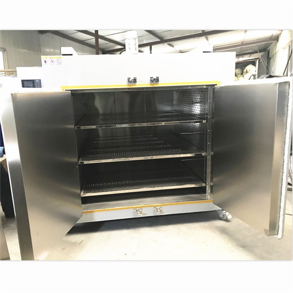 Programmable Composite Curing Oven Exported to Singapore in 2020