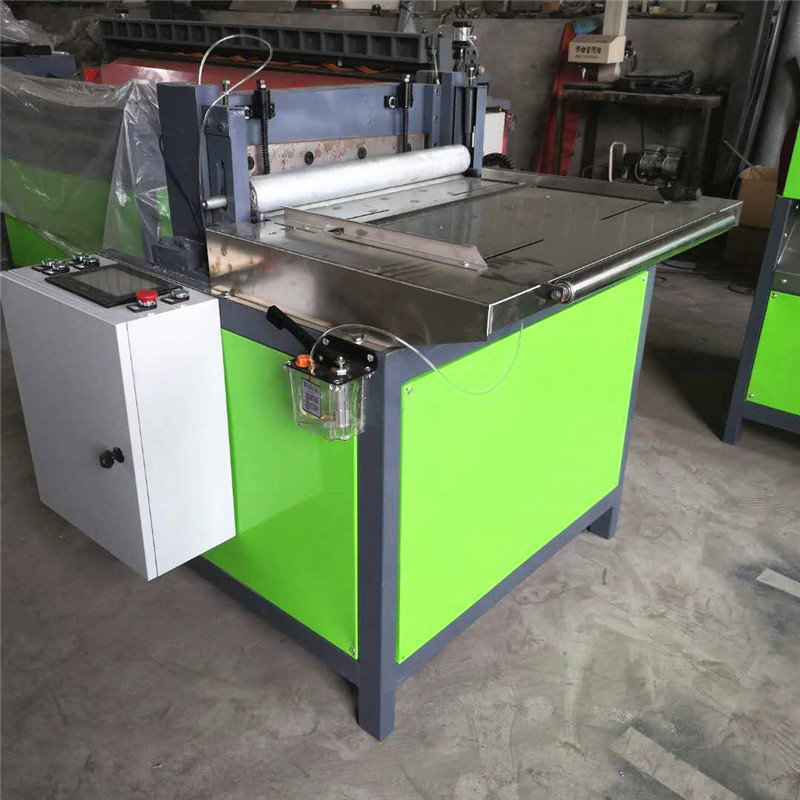 CNC Type Rubber Sheet Horizontal Cutting Machine 1000