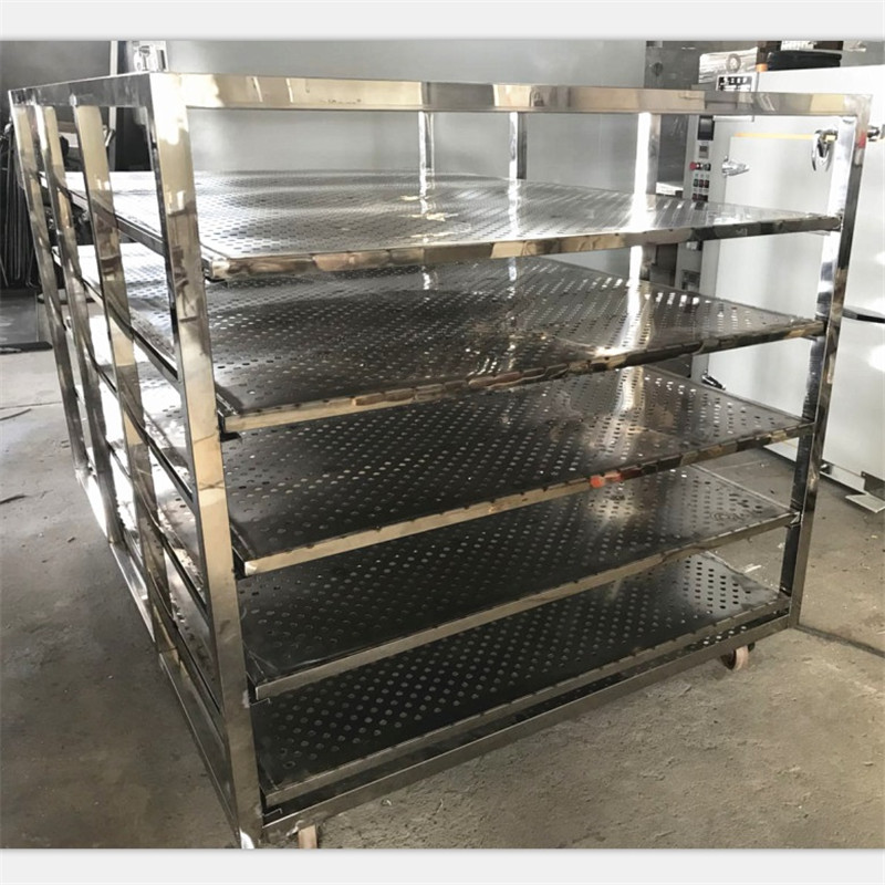 Intelligent Temperature Controller Polyurethane PU Curing Oven Exported to Thailand