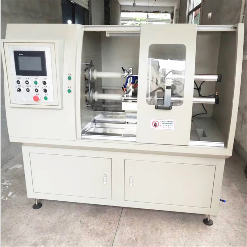 Silicone Rubber Band Gasket O Ring Cutting Machine